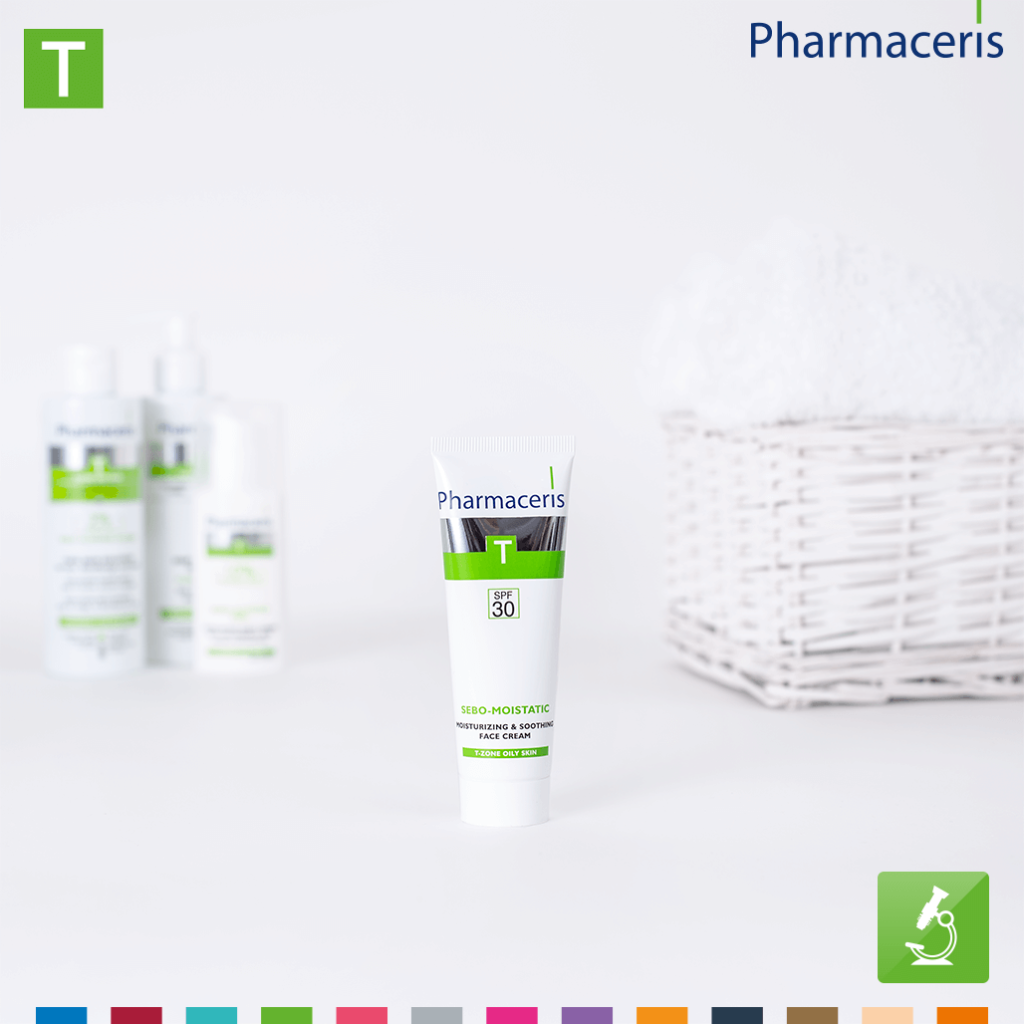 فارماسيرز سيبو مويستاتيك / Pharmaceris Sebo-Moistatic