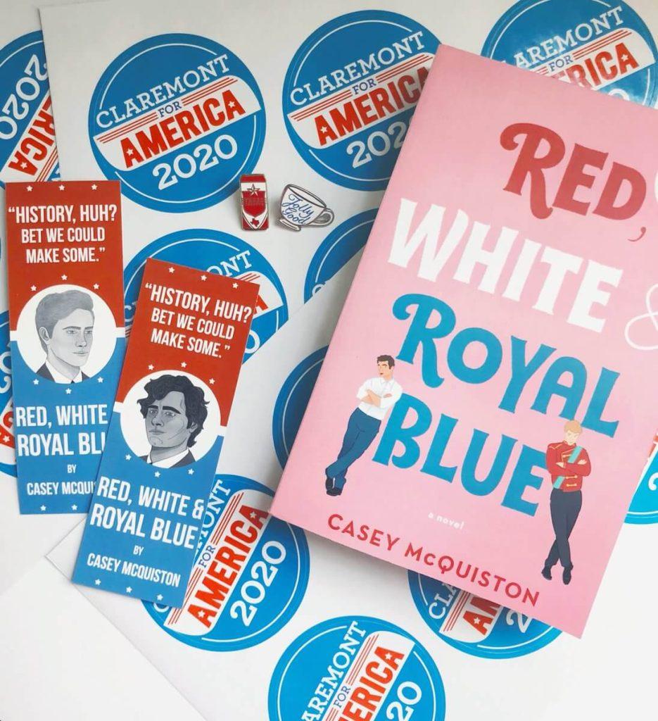 الأحمر والأبيض والأزرق الملكي