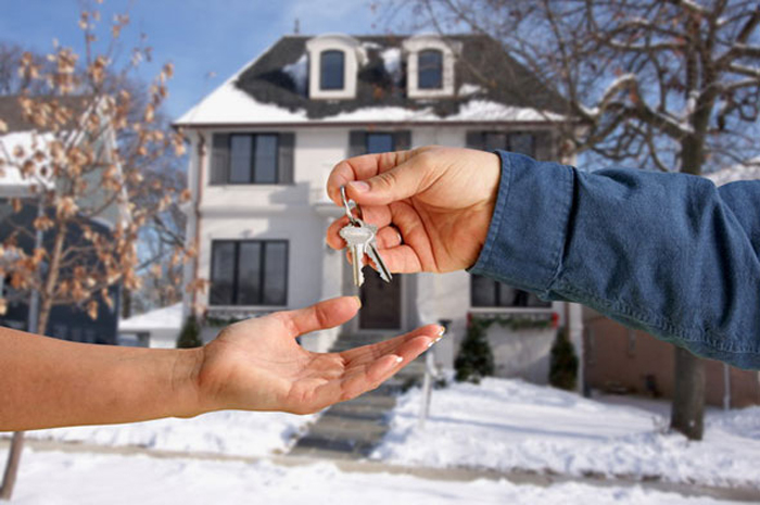 تبادل المنازل