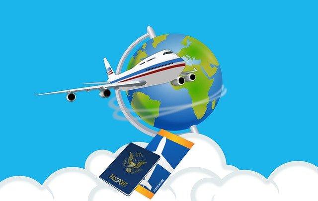 شراء تذاكر الطيران في الإجازات