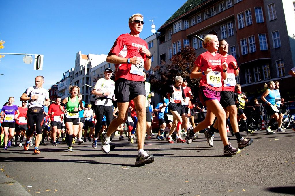 Berlin Marathon, Germany
