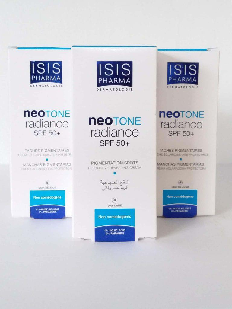 Isis pharma neotone radiance