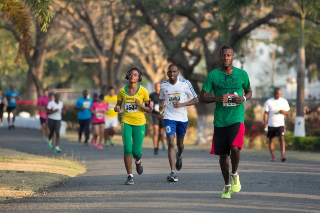 Kingston City Marathon, Jamaica