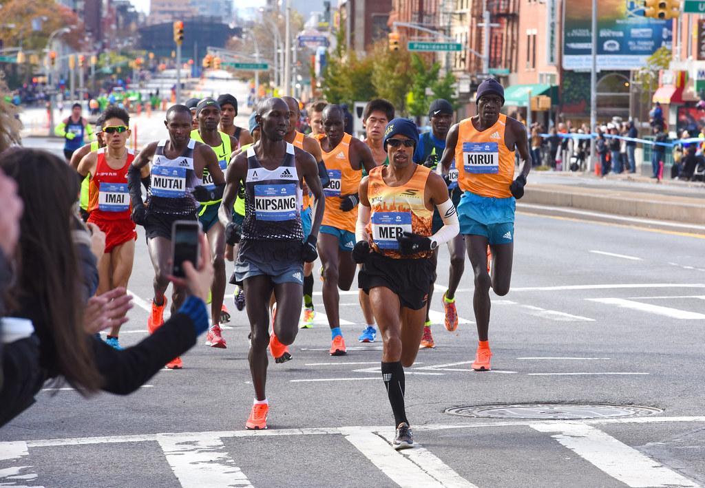 New York City Marathon, New York, USA