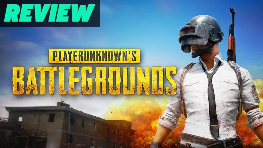 PUBG Player Unknown's Battlegrounds