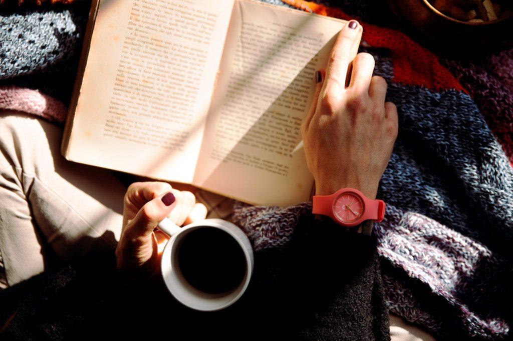 استمتع بالقراءة