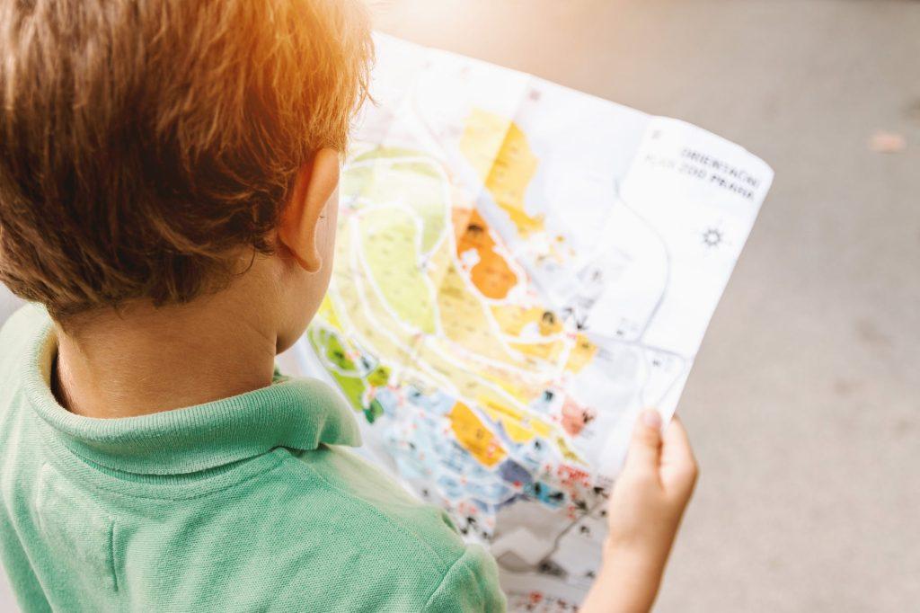 الاطلاع على الخرائط