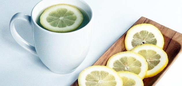 الليمون الدافئ
