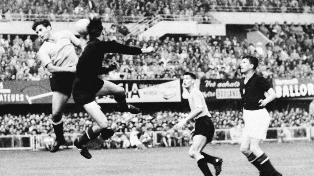 أفضل 10 مباريات في تاريخ نهائيات كأس العالم
