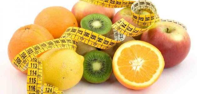حمية الفاكهة