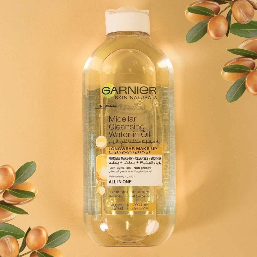 Garnier Oil Infused Makeup Remover