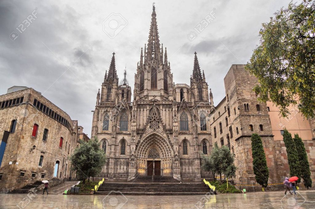 Gothic Quarter + Cathedral