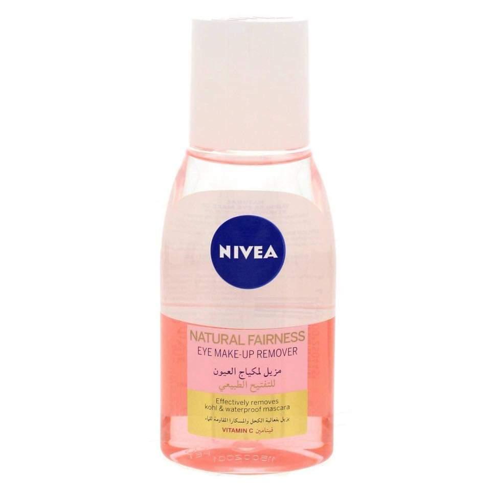 Nivea Natural Fairness Makeup Remover