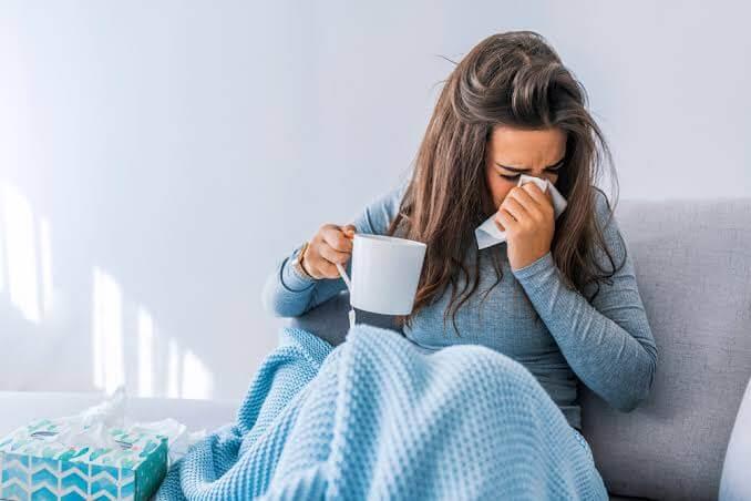 ابق في المنزل عندما تشعر بالتعب
