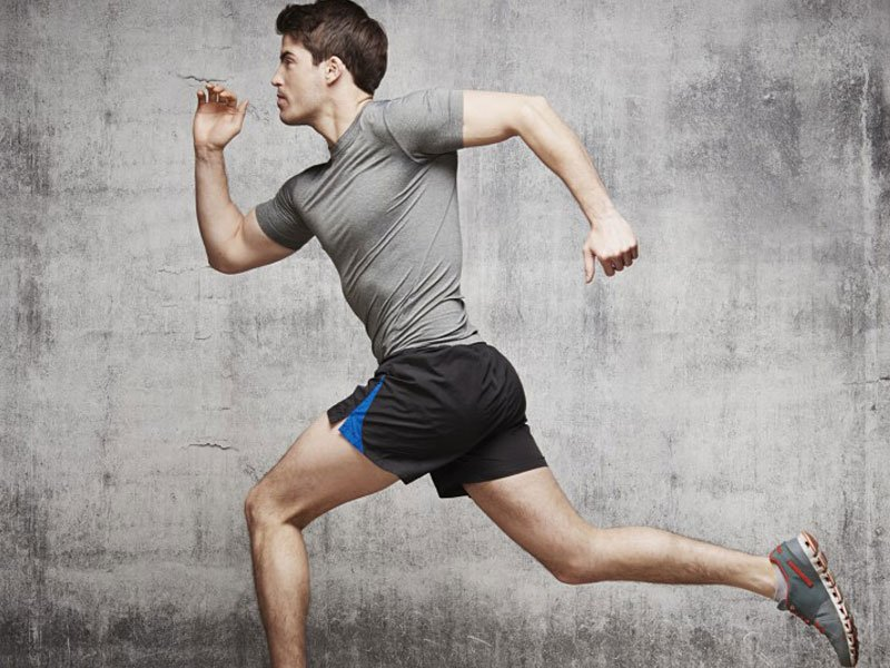 تمرين الركض