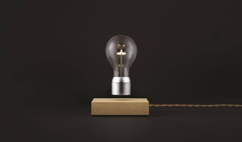 FLYTE Levitating Light Bulb