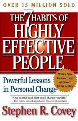 7 عادات للناس الأكثر فعالية