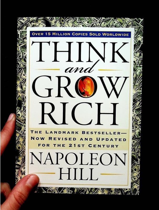 فكر وتنمو غنيا