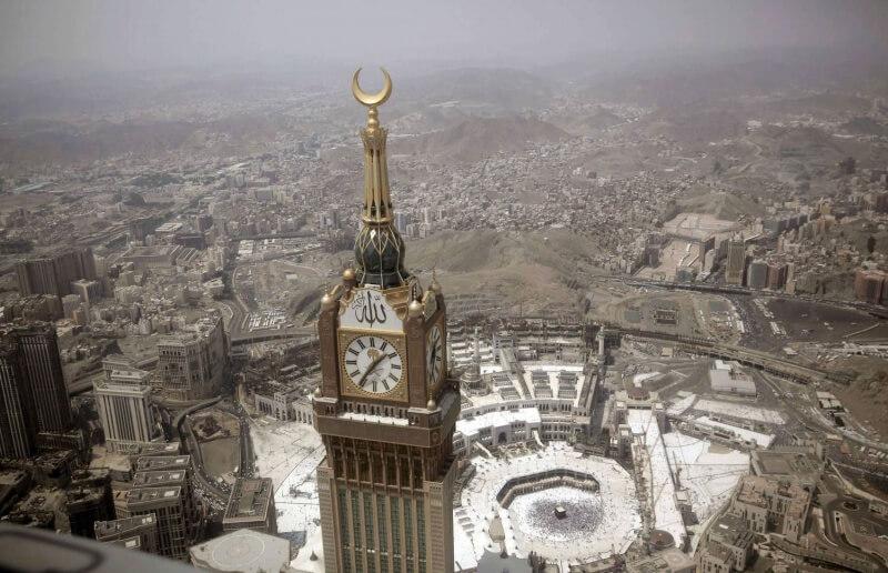 برج ساعة مكة الملكي