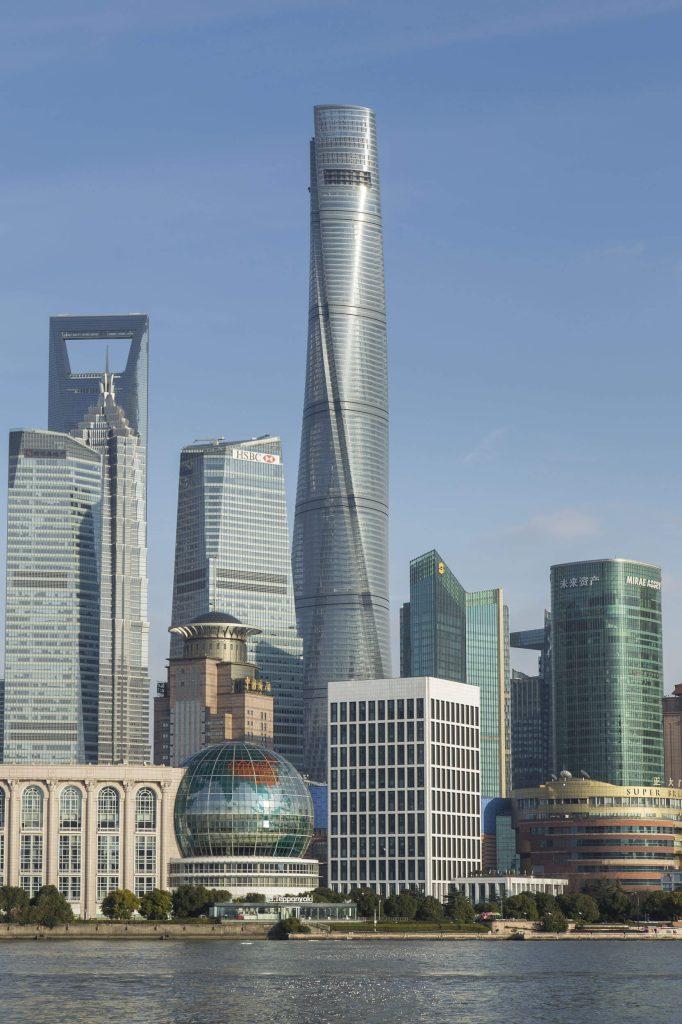 برج شنغهاي