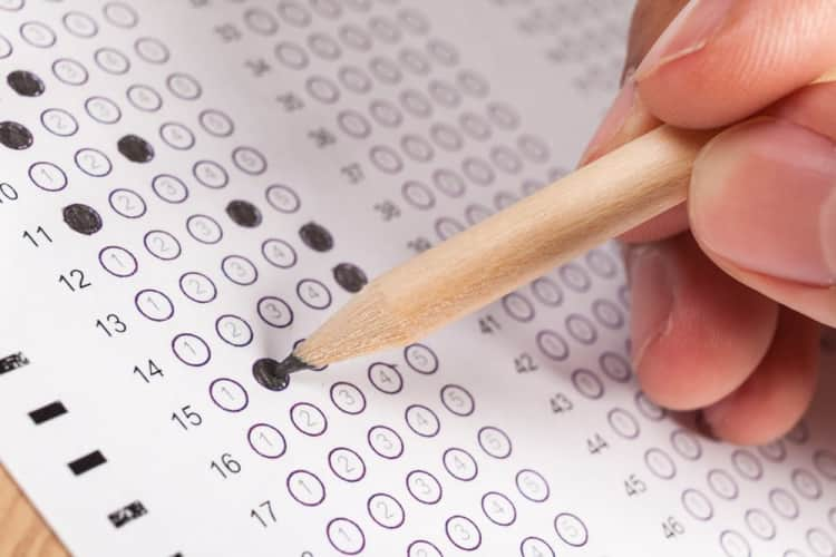 حل الاختبارات التجريبية