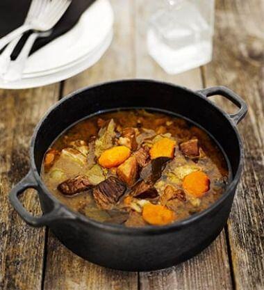 Karelian hot pot