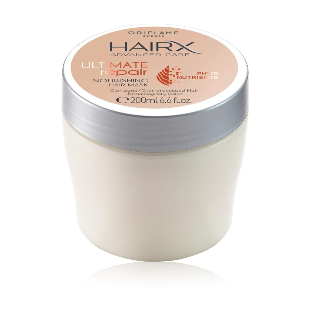 ماسك اصلاح الشعر من اورفليم Oriflame Hair X Repair
