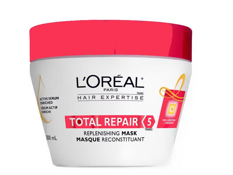 لوريال-توتال-ريبير -5-ماسك للشعر