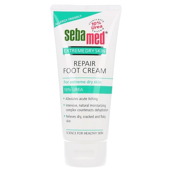 كريم اليدين SEBAMED Extreme Dry Skin Relief Hand Cream 5٪ Urea كريم مرطب لليدين