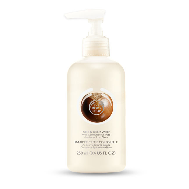 The Body Shop – Shea Whip Body Lotion