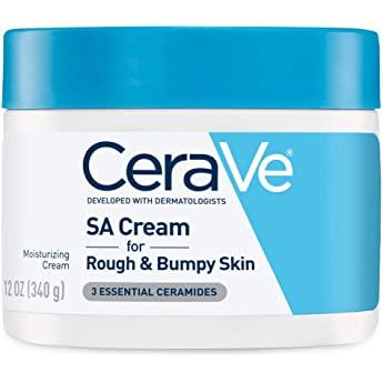 كريم CeraVe SA للبشرة الخشنة والمتعرجة