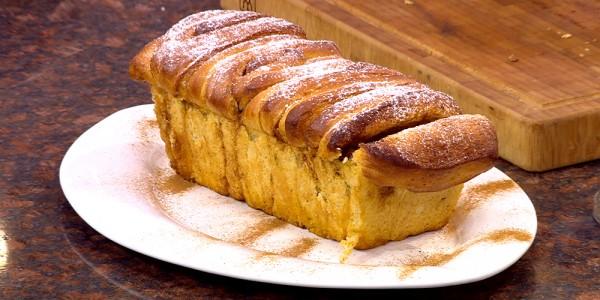 خبز بالقرفة