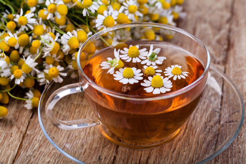 شاي البابونج