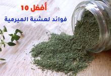 أفضل 10 فوائد لعشبة الميرمية