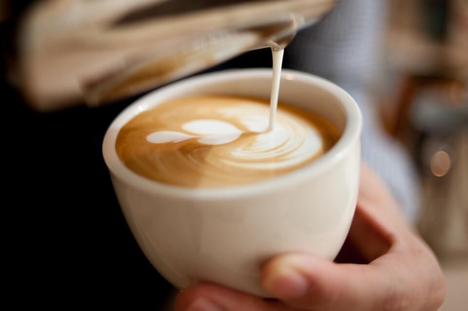قهوة لاتيه