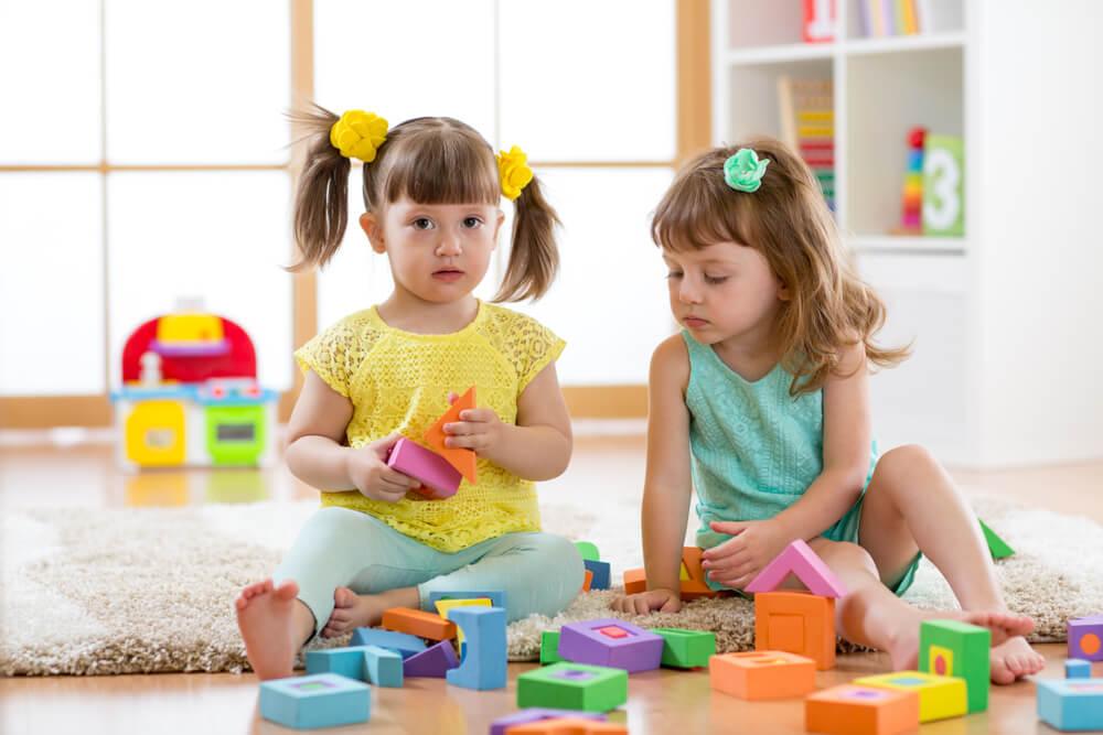 تعليم الاطفال المشاركة