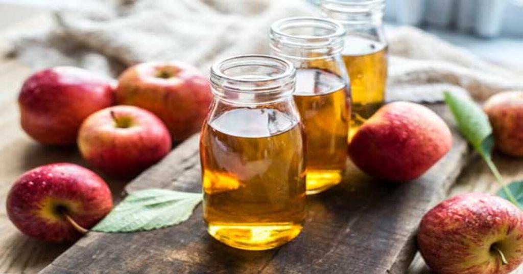 خل التفاح للتخلص من الذباب