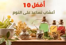 أفضل 10 أعشاب تساعد على النوم