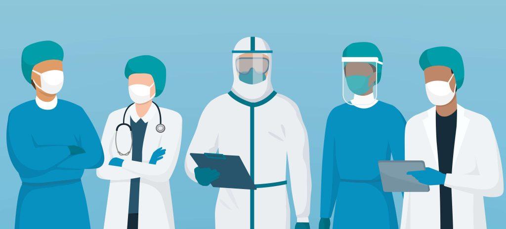 الالتزام بالاحتياطات داخل أماكن الرعاية الصحية