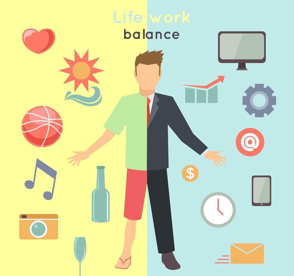 التوازن بين الدراسة والحياة الاجتماعية