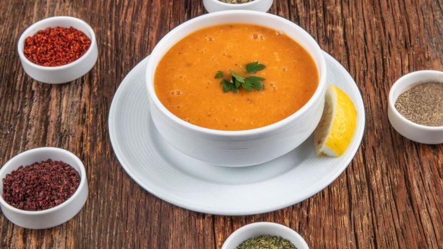 حساء عروس الإيزو