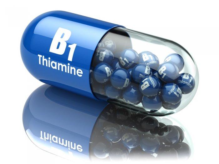 فيتامين ب1