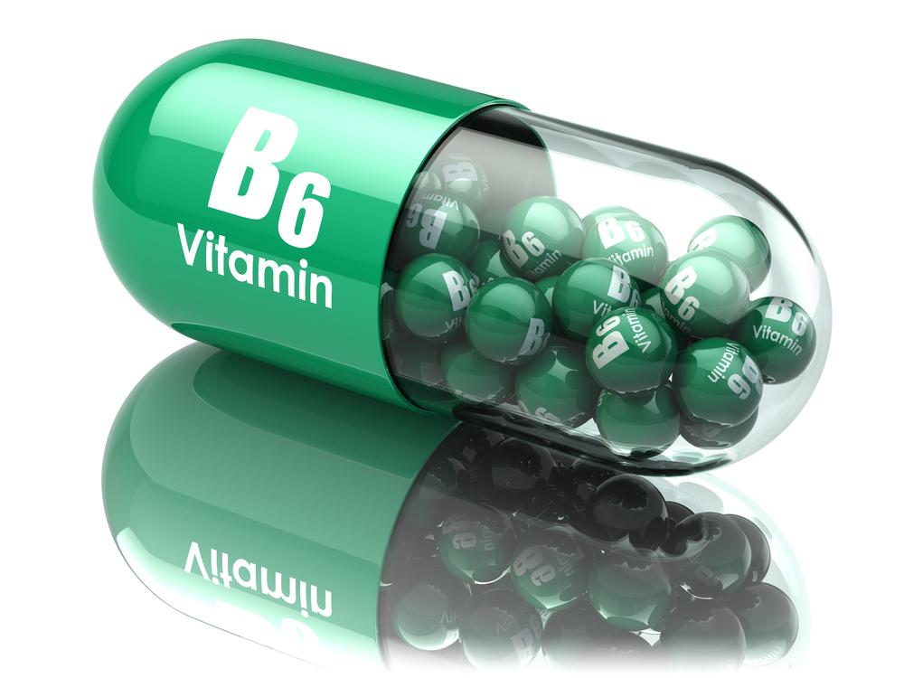 فيتامين ب6