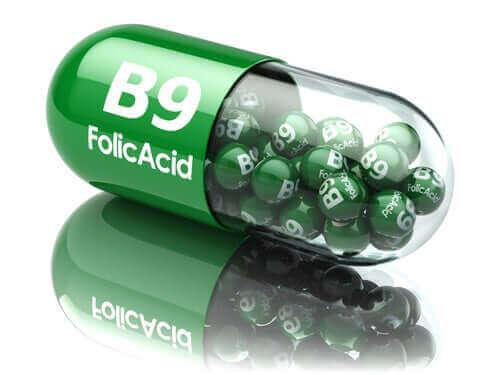 فيتامين ب 9