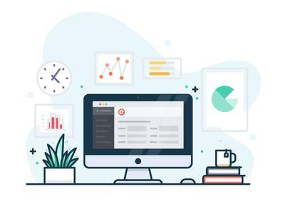مشروع انشاء مدونة الكترونية