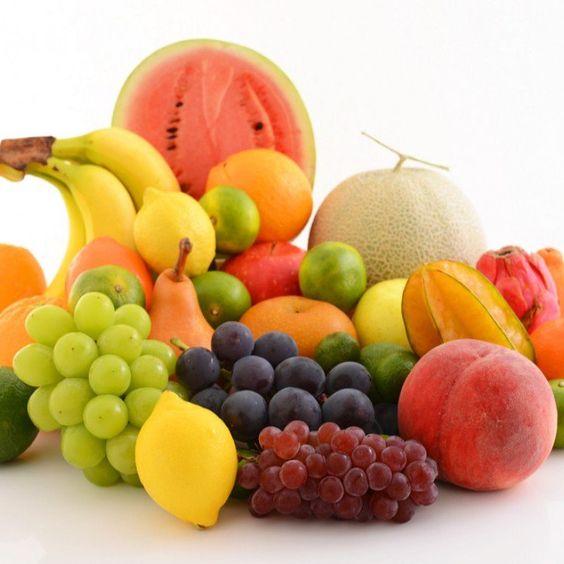 الاكثار من الفواكه الطازجة