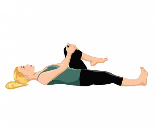 تمرين stretching