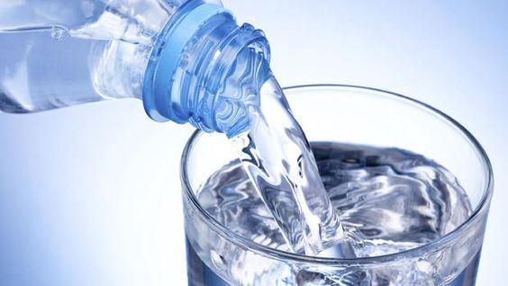 شرب الكثير من المياه
