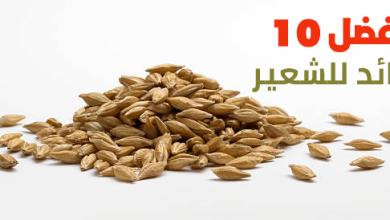 أفضل 10 فوائد للشعير