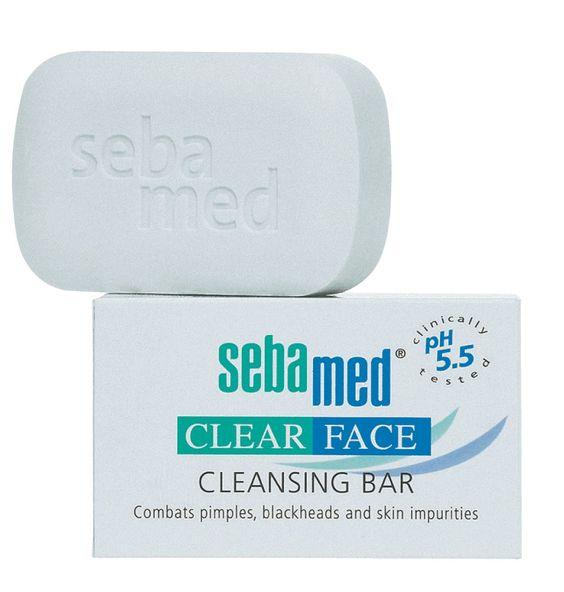 صابونة سيباميد - Sebamed Clear Face Cleansing Bar